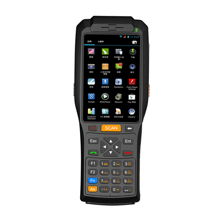 NF3506--Android handheld terminal with printer