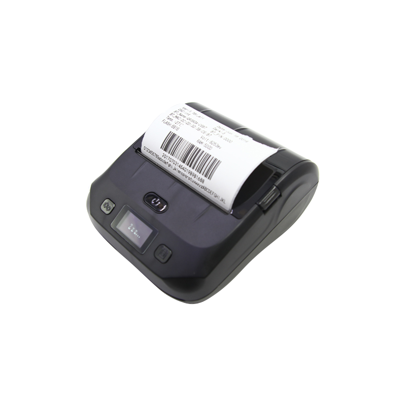 MTP4A-80MM Thermal Printer With screen